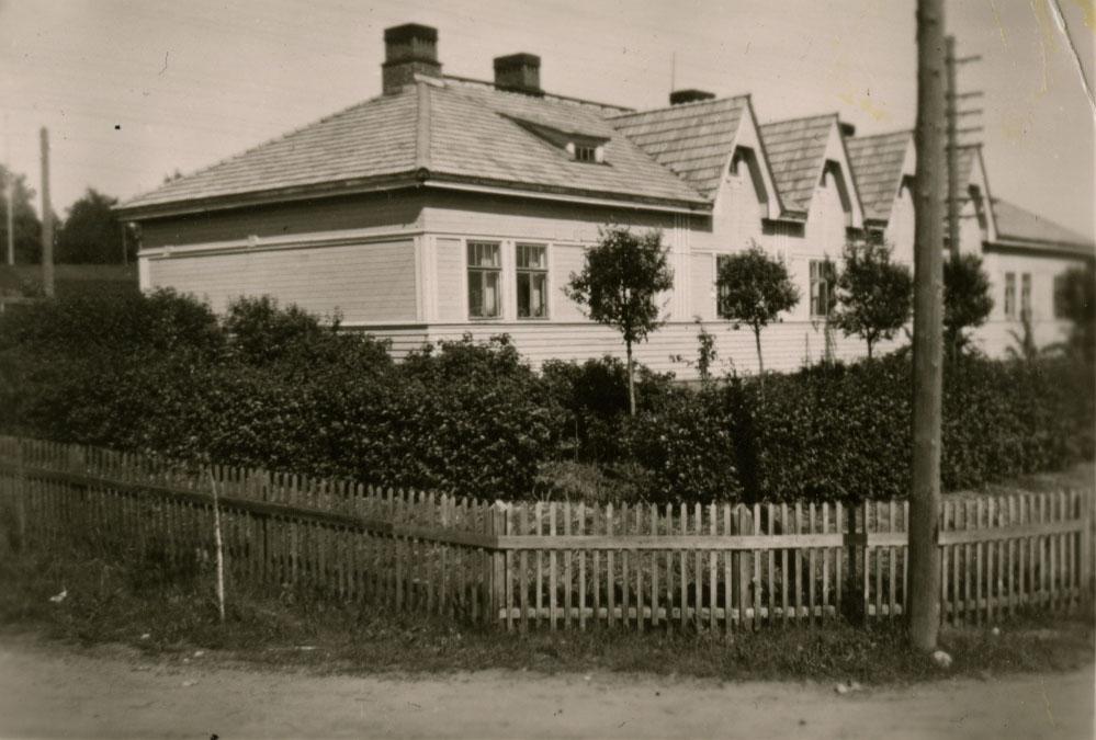 Rautatievirkamiehistön talo