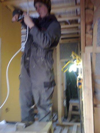 sähköjen asennus